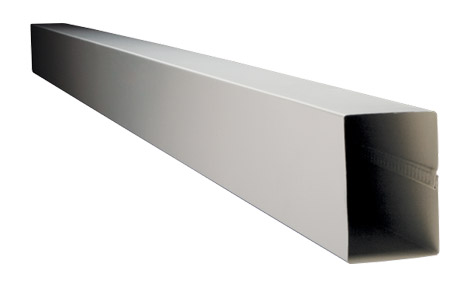 COLORBOND® 2.4m x 100x75 Rectangular Downpipe