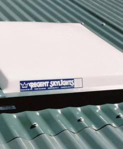 Regent 600 X 600 Manual Skylight