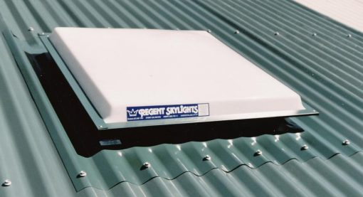 Regent 500 X 500 Manual Skylight