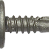 BUILDEX® 16mm Metal Tek Screw - Plain unpainted, Hex Bare