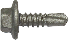 BUILDEX® 16mm Metal Tek Screw - Painted, Unsealed
