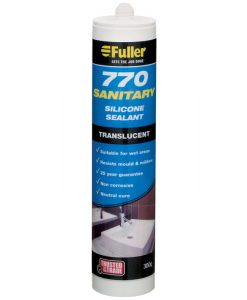 300gm Silicone Sealant